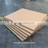 The honeycomb cardboard manufacturers customized environmental protection durable paper honeycomb board export quality