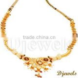 22K Jaipur Kundan Necklaces, Kundan Necklaces, Kundan Jewellery