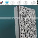 textured decorative finishing pattern fiber cement sheet wall sheet