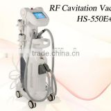 Radio frequency high frequency ultrasonic facial care and whole body cellulite therapy beauty equipment
