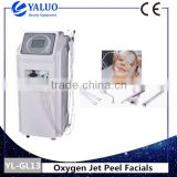 High Effect SPA Oxygen Jet Peel Facial Treatment Machine Beauty Machine For Skin Whitening Acne Removal