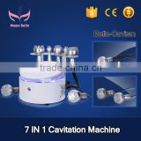 Anti-cellulite Face Slimming Machine Bio Led Cavi Lipo Machine Ultrasound Cavitation Rf Machine CE Certificated 100J