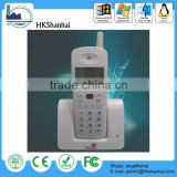 new product wholesale fixed wireless telephone handset / telephone LS-268 card 4 frequency hotsale