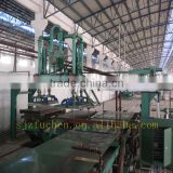 energy saving type mineral wool board equipment production line