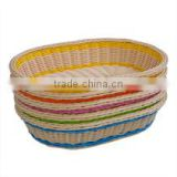 All bamboo basket/carry basket with cover FanLan/food basket