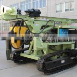 Z115Y super quality competitive price large torque blasting rotary engineering drilling rig