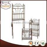 Hot sale wrought iron bathroom rack