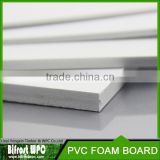 Quality and cheap white PVC foam board, non combustible pvc wall slab/interlocking pvc tile flooring/foam pvc profile