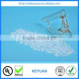 PC raw material, manufacturer prime material gf15 reinfroced virgin pc granules