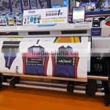 the latest design High effective plotter printer sublimation, dye sublimation photo printer, digital inkjet textile printer
