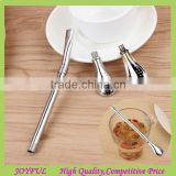 Amazon Hot Selling Stainless Steel Filter Spoon Straw and Yerba Mate Straw