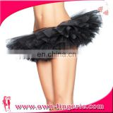 Wholesale Womens Girls Princess Ballet Puffy Tulle Fluffy Tutu Skirt For Adult Wedding Prom Mini Skirts