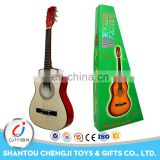 Musical Instrument toys mini 34 inch simulation kids guitar wood