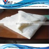 High-quality white polyester/cotton wadding fabric for quilt
