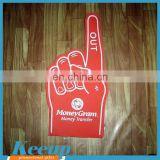 Best Promotional Items Giant Big Foam Hand for Cheering