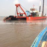 HL 600 Hydraulic cutter suction dredger
