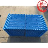 Square-counterflow Cooling Tower Louvers