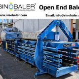 Open End Baler Machine
