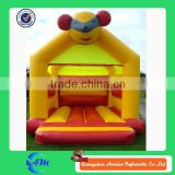 Cool power monkey inflatable bouncer adult / kids bouncy castle inflatable for sale                                                                         Quality Choice