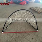 Polyester Material Portable Football Goal Set