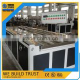 corrugated plastic board making machine/corrugated plastic board extrusion machine/corrugated plastic board production line