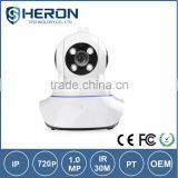New 720P smart home cctv wireless camera security alarm system baby network wifi IP camera