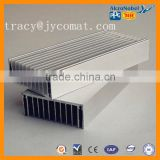 jiangsu haida brand aluminum heat sink profile 6063,6005,6061 for different Industry usage