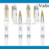 Blue and white porcelain roller pen Valin roller pen for gift items
