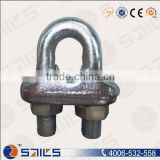 jis type drop-forged wire rope clip made in china