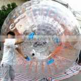 Super quality zorb ball on land