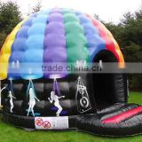 inflatable disco dome, inflatable disco dome bouncer