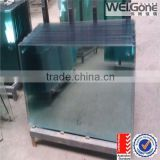 AS/NZS2208 F-green tempered glass sheet price
