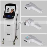 2015 latest HIFU machine with 3 cartridges,add fat melt cartridge,for skin rejuvenation and fat removal.