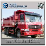 sinotruk howo dump truck for sale