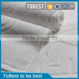 ToBest hotel supplies wholesale microfiber fabric cotton hotel towel / bath towel / face towel