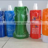 500ML Stand up water pouch with spout,drinking water plastic pouches,mineral water spout pouch                                                                         Quality Choice