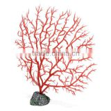 High Quality Soft Fish Aquarium Decoration Red Anemone Coral Artificial Aquatic Beautiful Simulation Soft Coral