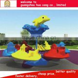 H41-1637 Luxury amusement park equipment large merry go round,Outdoor amusement electric carousel rides for fun