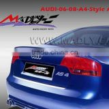 AUDI-06-08-A4-Style AT-Trunk spoiler