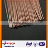 Good Flow Property Economical Brass Brazing Alloy Rod in Wide Use