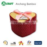 bamboo jewelry box small bamboo box for gift packaging                                                                         Quality Choice