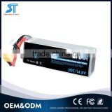 New Brand OBBEY 14.8V 4000mAh 35C 4s li polymer rechargeable battery pack for RC                                                                                                         Supplier's Choice