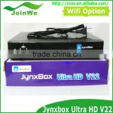 Stocks For 2016 Best Price Jyazbox Ultra Hd V22/jyaxbox Ultra Hd V21/v22 8psk Satellite Receiver Diseqc Switch For North America