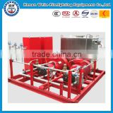 Warehouse terminal rescue equipment Pump water mist made in china henan weite Medium pressure pump