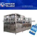 Full Automatic 5 Gallon Bottle Water Filling Machine/Washing Filling Capping Three in One Equipment