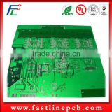 Customized Fr4 94v0 2 layer hasl pcb circuit board