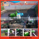 Biogas Slurry De-watering System/Dewatering machine/sludge dehydration machine for Africa