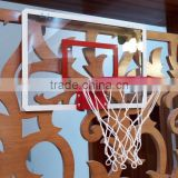 adjustable cheap good quality mini basketball steel ring hoop children/kids basketball HOOP game