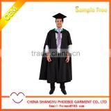 University of Melbourne masters graduation gown set - education