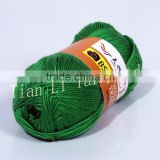 Silk Bamboo Yarn For Hand Knitting crochet yarn